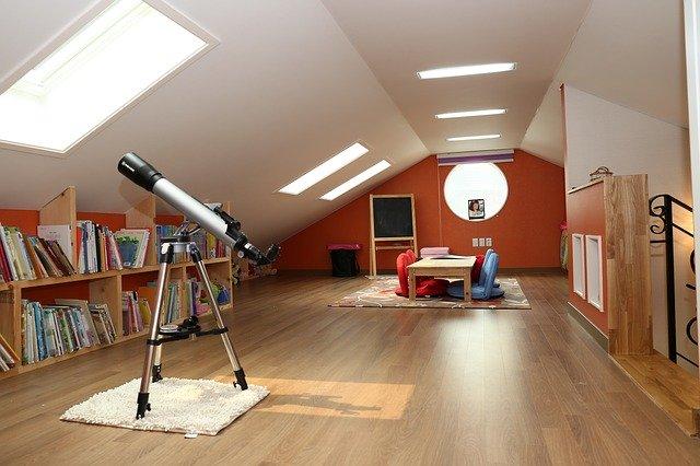Idées d'aménagement de combles : comment obtenir plus d'espace dans votre maison